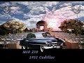 1951 Cadillac M62 Sedan
