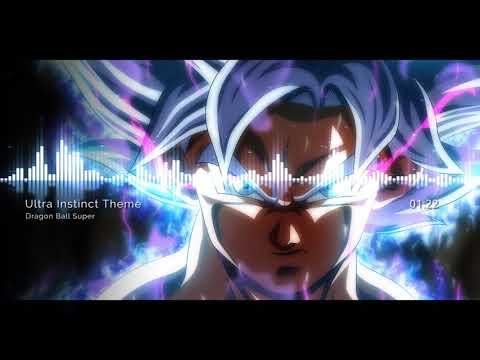 Ultra Instinct Theme (Orchestra) Cover - Dragon Ball Super