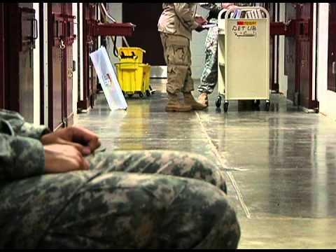 GITMO Terrorist Detainees 2011 - Inside Guantanamo Bay Detention Camp (Part 2)