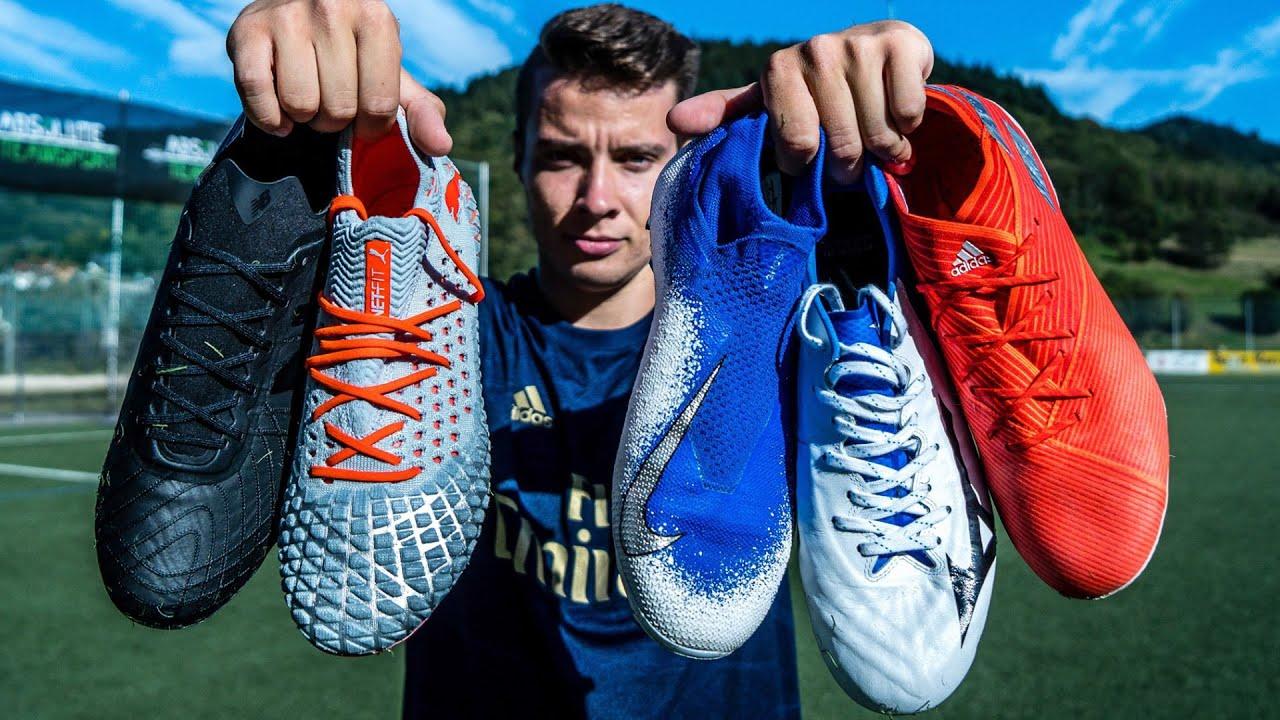 TOP 5 Fußballschuhe für BREITE Füße Lets Talk Football #2