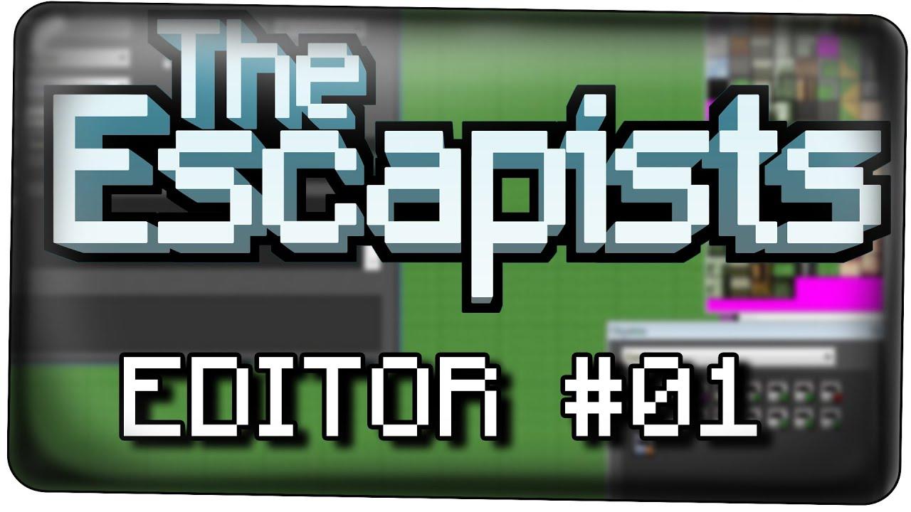 lets bastel ein knast the escapists editor 01 german deutsch lets play youtube. Black Bedroom Furniture Sets. Home Design Ideas