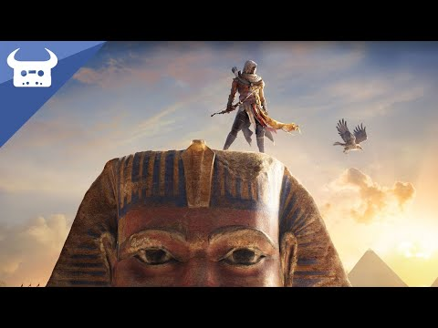 ASSASSIN'S CREED ORIGINS RAP SONG | Dan Bull - Origins Of The Creed