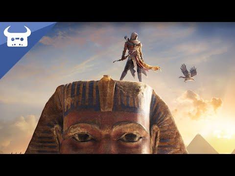 ASSASSIN'S CREED ORIGINS RAP SONG   Dan Bull - Origins Of The Creed