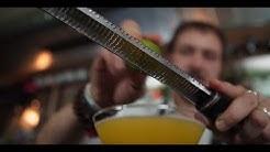 Cinematic B-Roll Bartender LE Comptoir Lausanne Switzerland