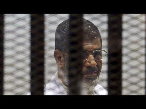 20 -year jail term in Egypt for Muslim Brotherhood leader Morsi