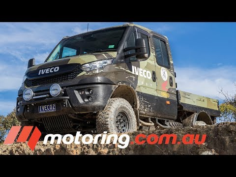 2017 Iveco Daily 4×4 Review | motoring.com.au