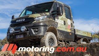 2017 Iveco Daily 4x4 Review | motoring.com.au