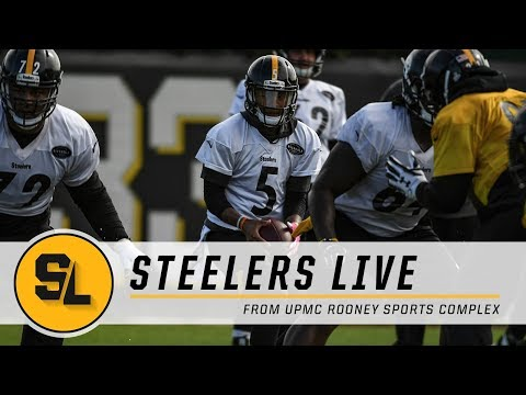 Bye Week, LeVeon Bell on Steelers Live | Pittsburgh Steelers