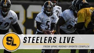 Bye Week, Le'Veon Bell on Steelers Live | Pittsburgh Steelers