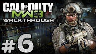 Прохождение Call of Duty: Modern Warfare 3 — Миссия №6: НЕ ПРИСЛОНЯТЬСЯ!