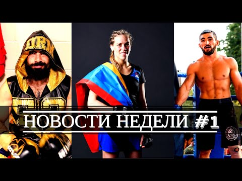 Армянский боец получил бой за титул UFC