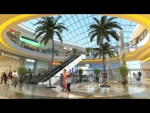 morocco mall le plus grand centre commercial d 39 afrique du nord et du moyen orient youtube. Black Bedroom Furniture Sets. Home Design Ideas