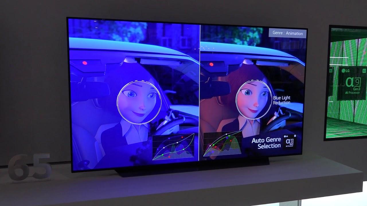 CES 2020 - LG CX OLED Television - YouTube