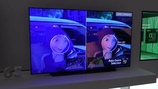 CES 2020 - LG CX OLED Television