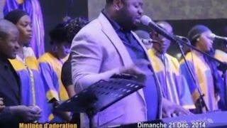 Pasteur Moise Mbiye - TOTALE ADORATION