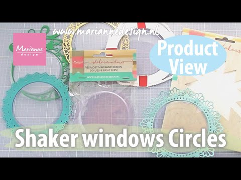 Shaker Windows Circles