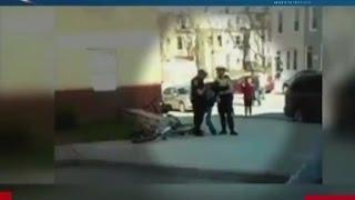 Eyewitness describes Freddie Gray's arrest