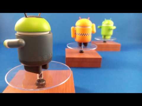 Test capteur video Acer Liquid Jade