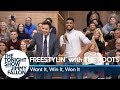 Freestylin' with The Roots: Want It, Win It, Won It