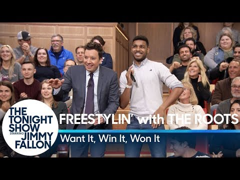 Download Youtube: Freestylin' with The Roots: Want It, Win It, Won It