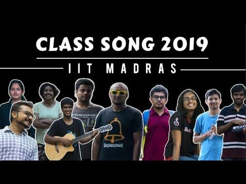 IIT Madras | Class Song 2019 | JEET - Ritviz