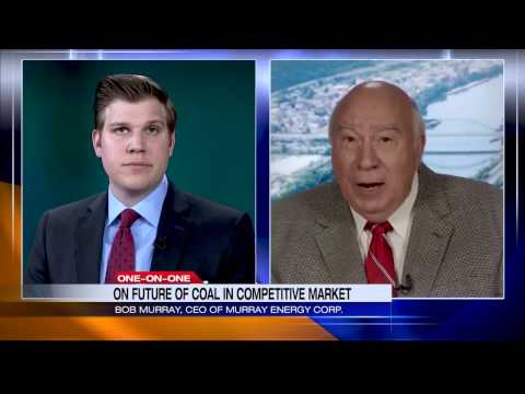 Dan Thorn: Interview with Bob Murray. CEO Murray Energy