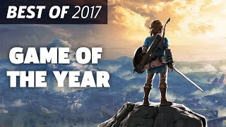 GameSpot's Game of the Year 2017 - The Legend of Zelda: Breath of the Wild