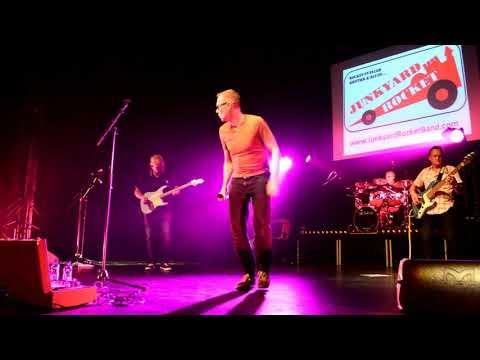 Junkyard Rocket playing at G Live, Guildford