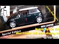 Charity Shop Short   Maisto Mini Cooper 1/18 scale display model