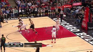 3rd Quarter, One Box Video: Chicago Bulls vs. Dallas Mavericks