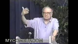Warren Buffett - Success Principles