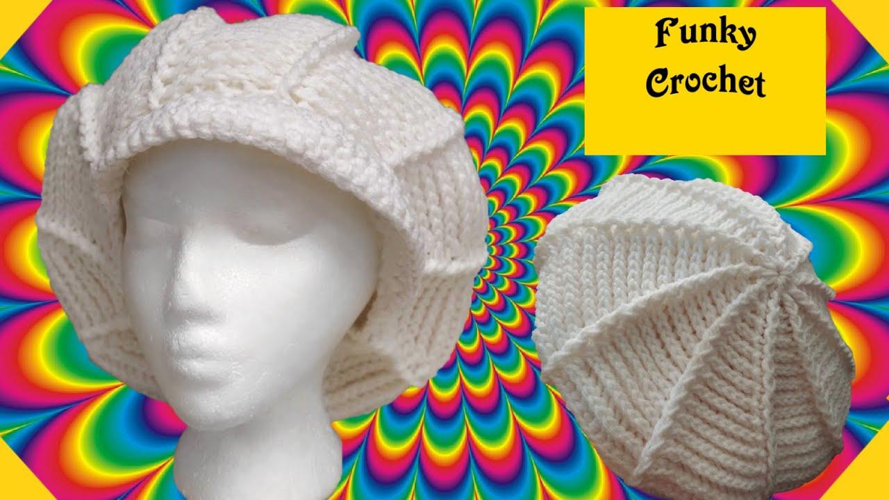 cc3911ab 🔴 Funky Crochet Hat Patterns 🔴 - YouTube