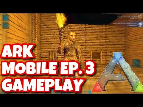 ARK: MOBILE Multiplayer - How to paint Dinos, Saddles, and More and