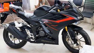 New Honda CBR150R - Wonderful Matte Black Mix Red 🔥 2021