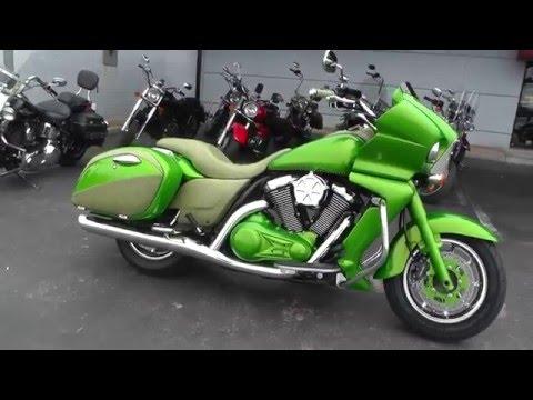 005797 - 2012 Kawasaki Vulcan 1700 Vaquero VN1700J - Used Motorcycle For Sale