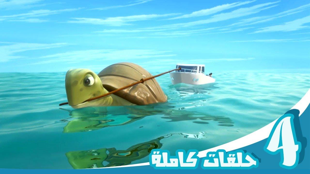 مغامرات منصور | حلقات عجائب البحر | Mansour's Adventures | Sea Wonders Episodes