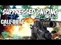 BLACK OPS 3: LOCUS SNIPER GAMEPLAY - SUPPRESSED PART 2/2