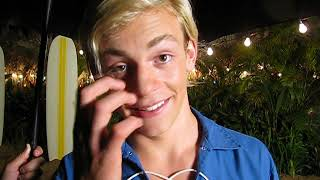 ross lynch on set of teen beach movie 2012 he hadnt had a 1st date yet