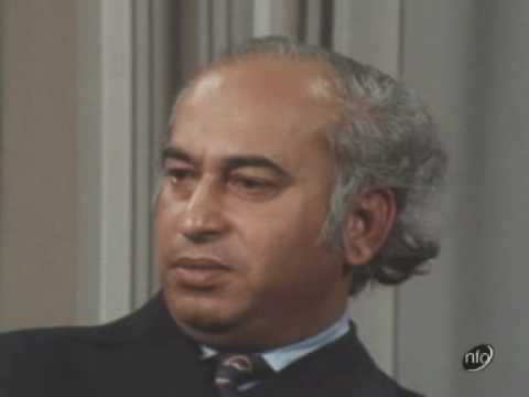 Zulfikar Bhutto Interview on Bangladesh