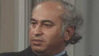 Zulfikar Bhutto Interview on Bangladesh