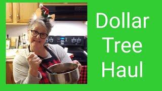 Dollar Tree Haul 12/5/19