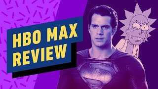 HBO Max Streaming Service Review