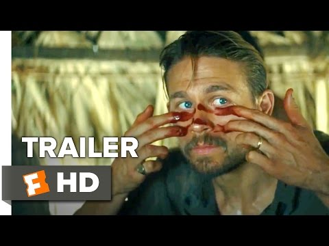Thumbnail: The Lost City of Z Official Trailer - Teaser (2017) - Charlie Hunnam Movie