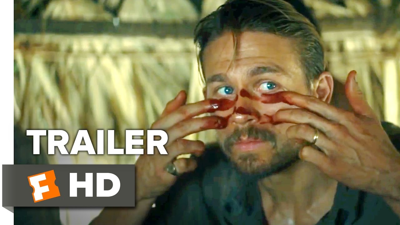 The Lost City Of Z Official Trailer Teaser 2017 Charlie Hunnam
