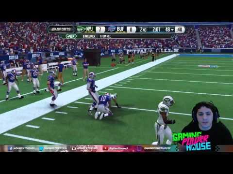 Lights Out Defense (Season 1 Week 11) - Madden 15 XB1 CFM