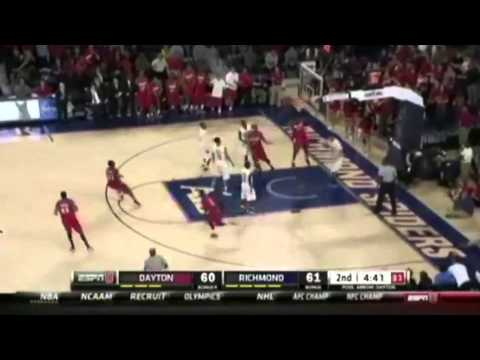 2013-14 Flyer Basketball Top 10 Plays