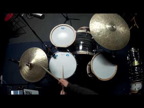 STEVE JORDAN - In the Blood (John Mayer) [Drum Cover] by Miki Grau