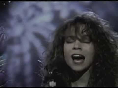 Mariah Carey-Love Takes Time(vintage performance from 1990)
