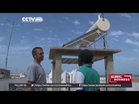 14994 economics energy CCTV Afrique Solar energy proving to be a viable alternative in Senegal
