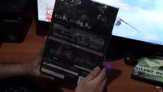 Unboxing Biohazard HD Remaster Collectors Edition [ES] - PS3